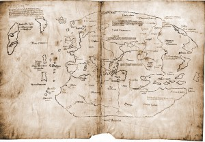 vinland map, wormhole, hooves of the ibex